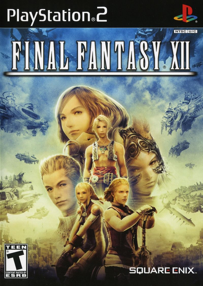 Final Fantasy Xii For Playstation 2 2006 Mobygames