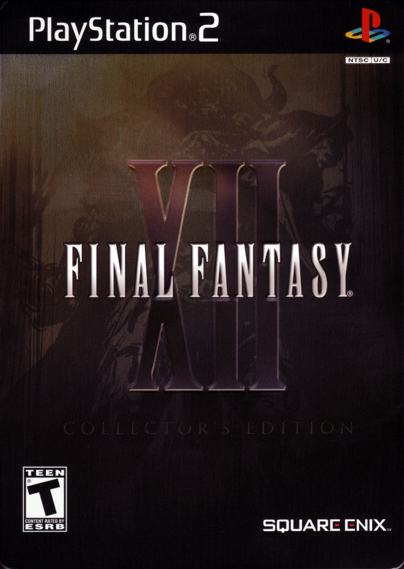 Final Fantasy XII (Collector's Edition) for PlayStation 2 ...