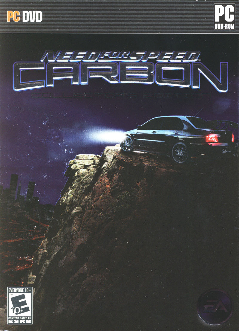 need for speed carbon collectors edition - razor1911 key