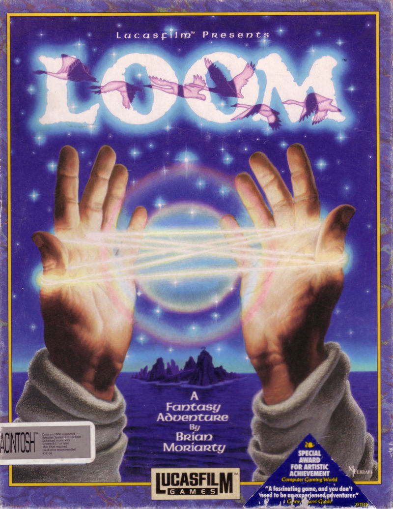 Loom Macintosh Front Cover