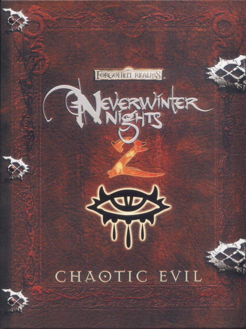 Neverwinter Nights 2 (Chaotic Evil Edition) Windows Front Cover