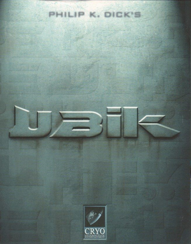 UBIK Windows Front Cover