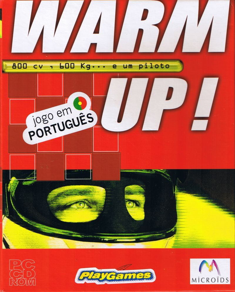 Warm Up! Windows Front Cover