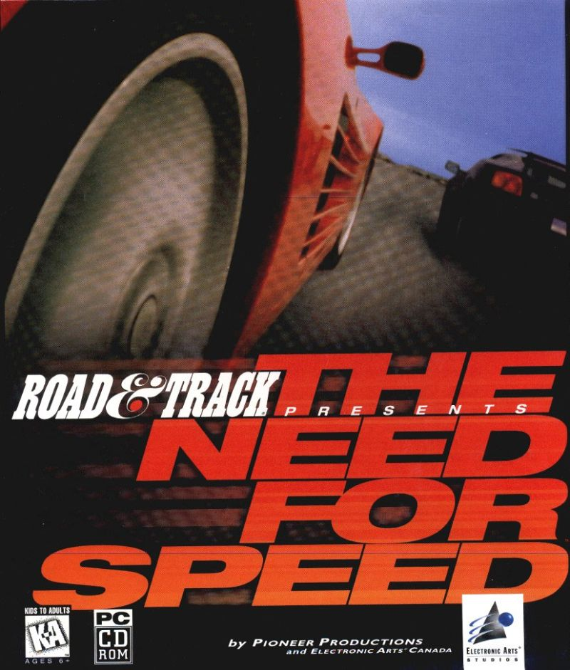 The Need for Speed for 3DO (1994) - MobyGames