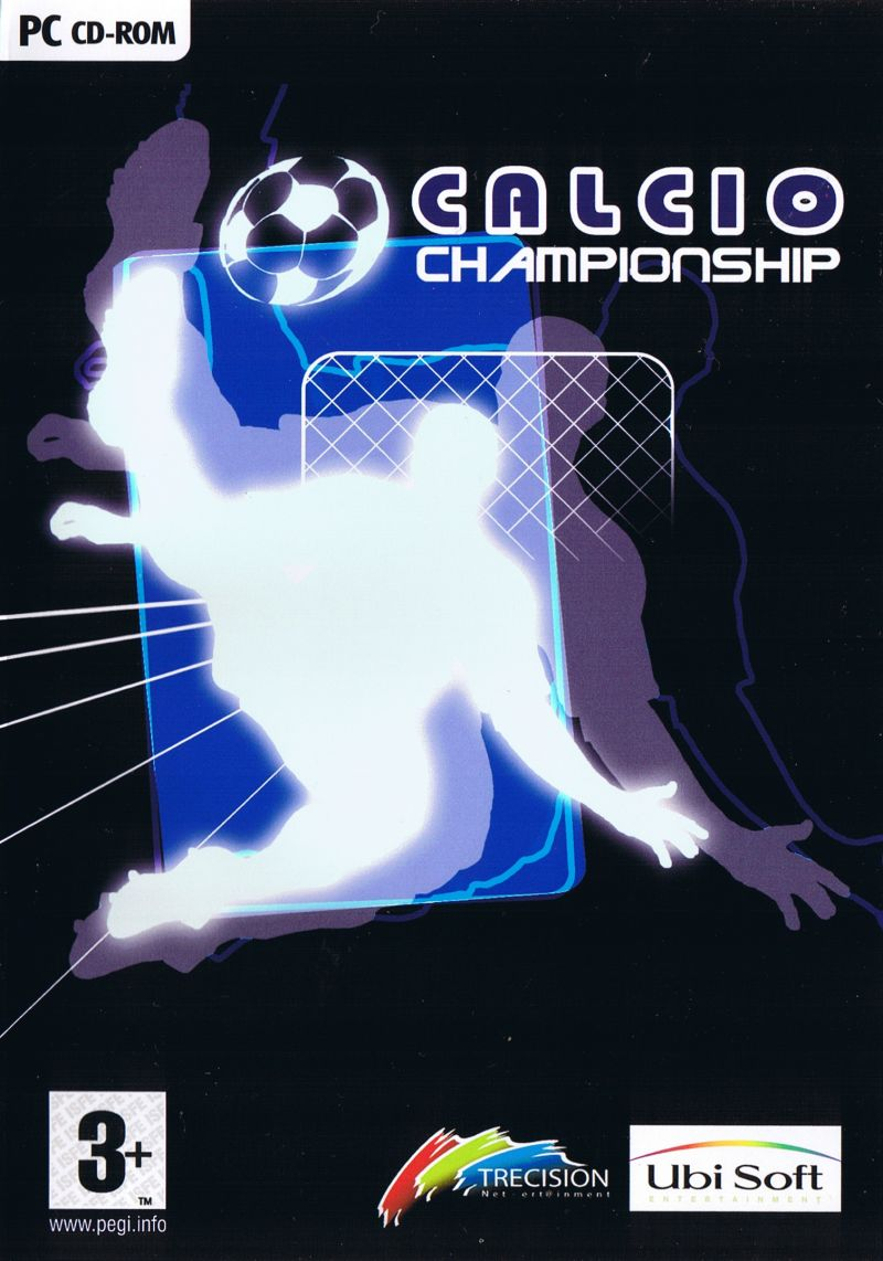 Calcio Championship Windows Front Cover