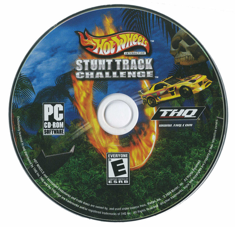 Hot Wheels: Stunt Track Challenge Windows Media