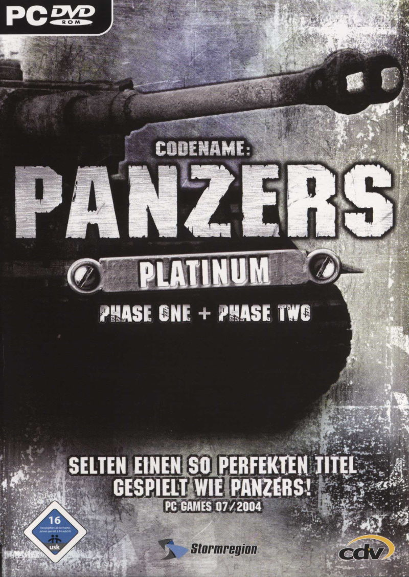 Codename: Panzers - Platinum: Phase One + Phase Two