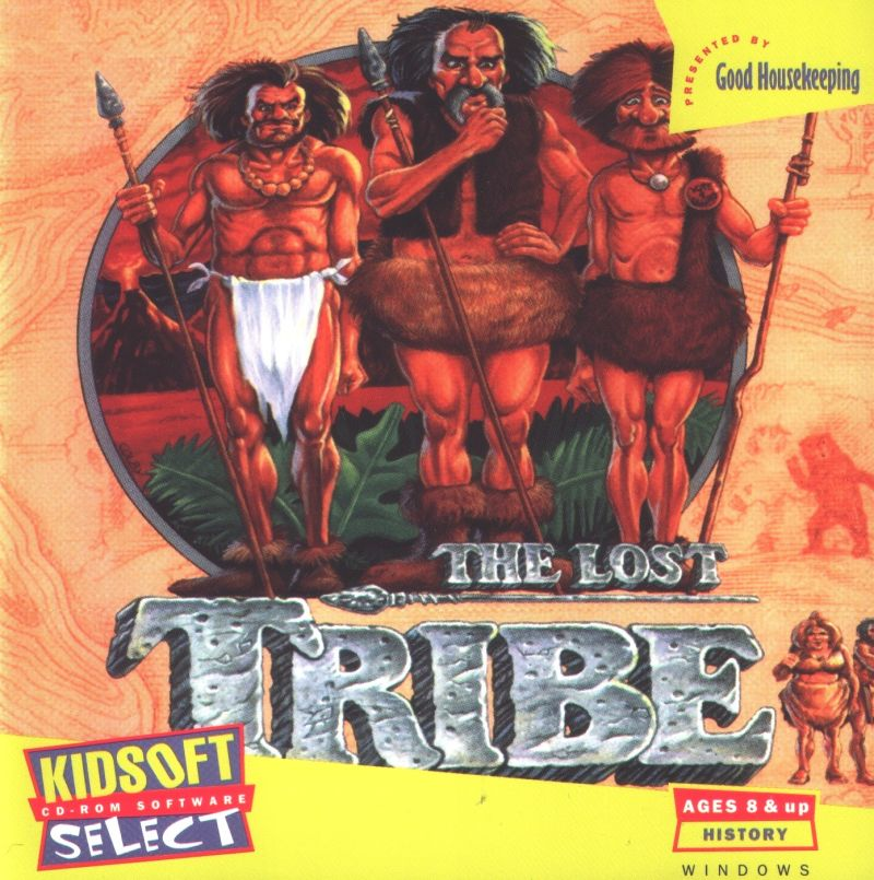 обложка 90x90 The Lost Tribe