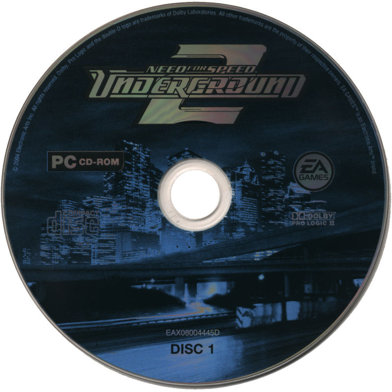 Need For Speed Underground 2 2004 Windows Box Cover Art Mobygames