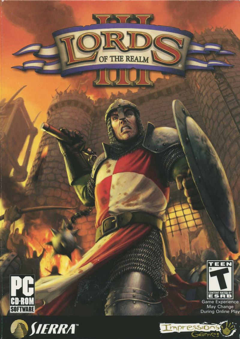 Lords of the realm 3 pc free download.