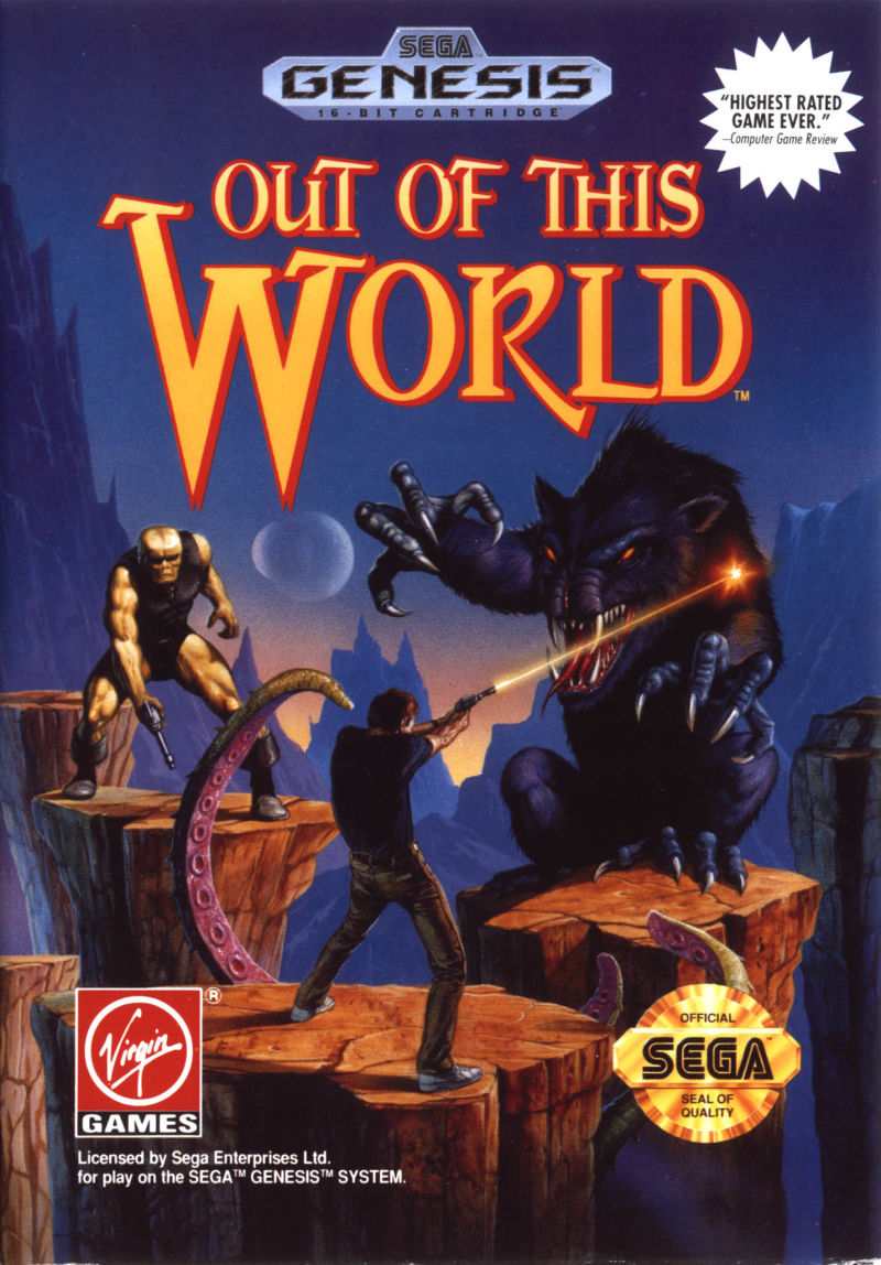 Out Of This World Game