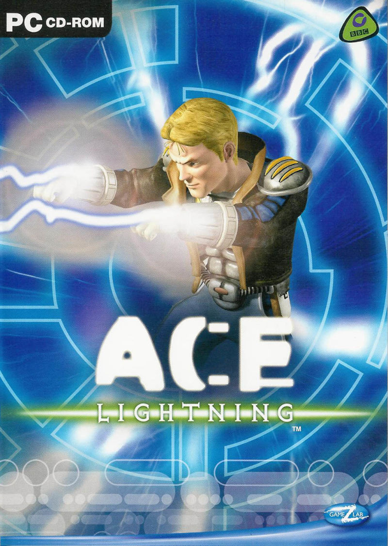 Ace Lightning Windows Front Cover