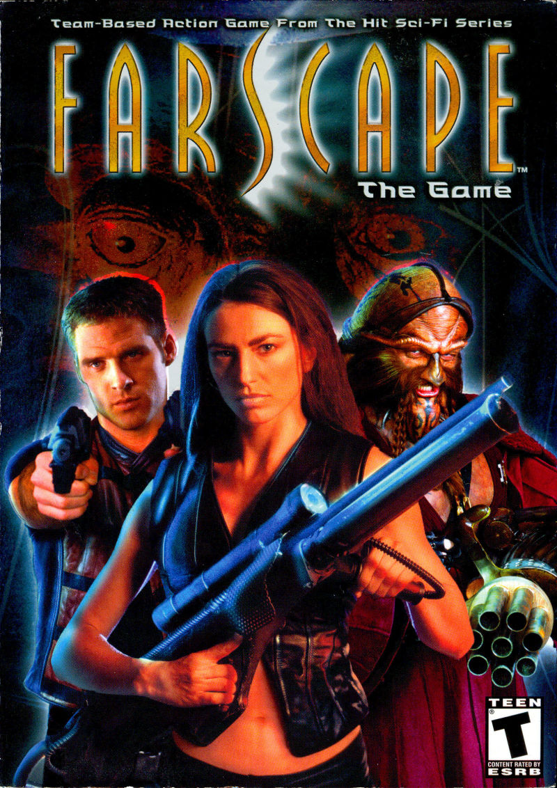Farscape: The Game Windows Front Cover