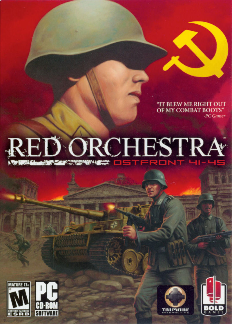 Red Orchestra: Ostfront 41-45 - Free Download Torrent