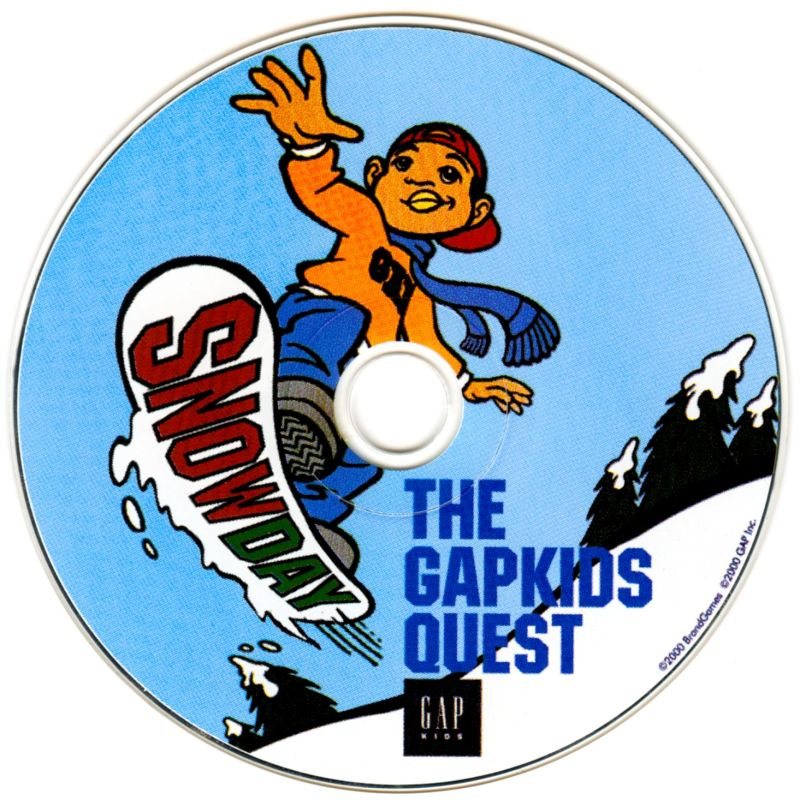 Snow Day: The GapKids Quest Macintosh Media