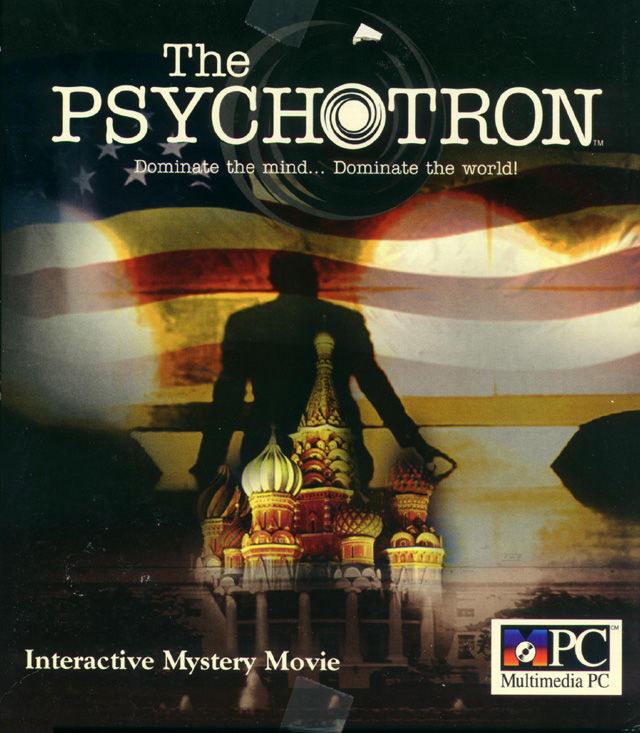 The Psychotron Windows 3.x Front Cover