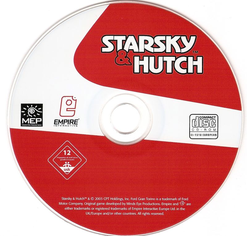 Starsky & Hutch Windows Media