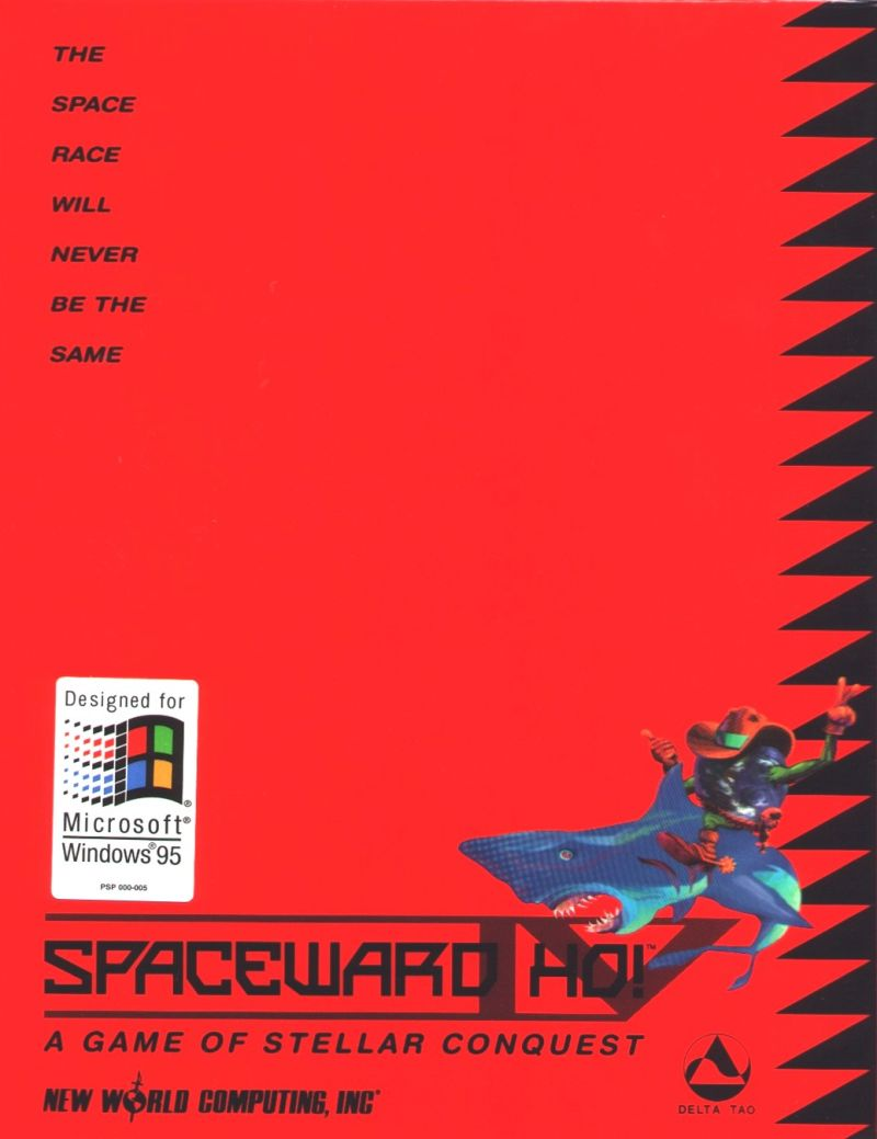 Spaceward Ho! IV Windows Front Cover