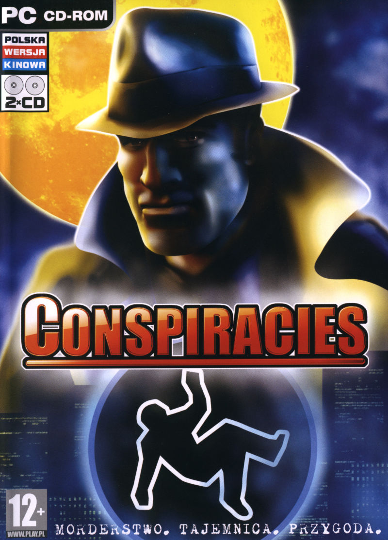 Conspiracies Windows Front Cover