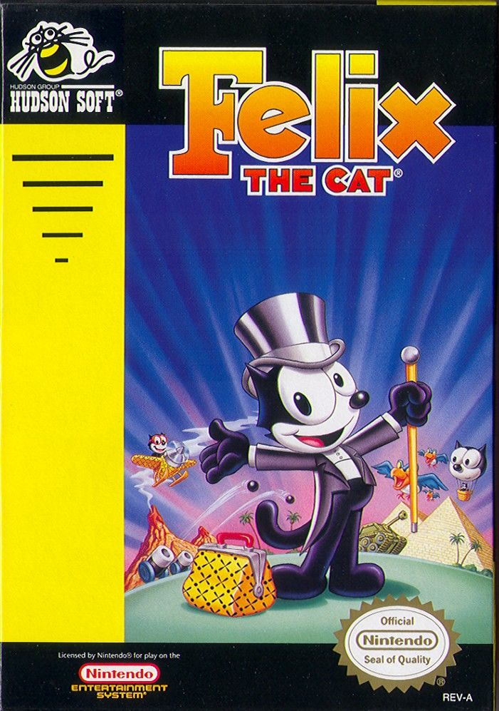 Felix The Cat Video Game