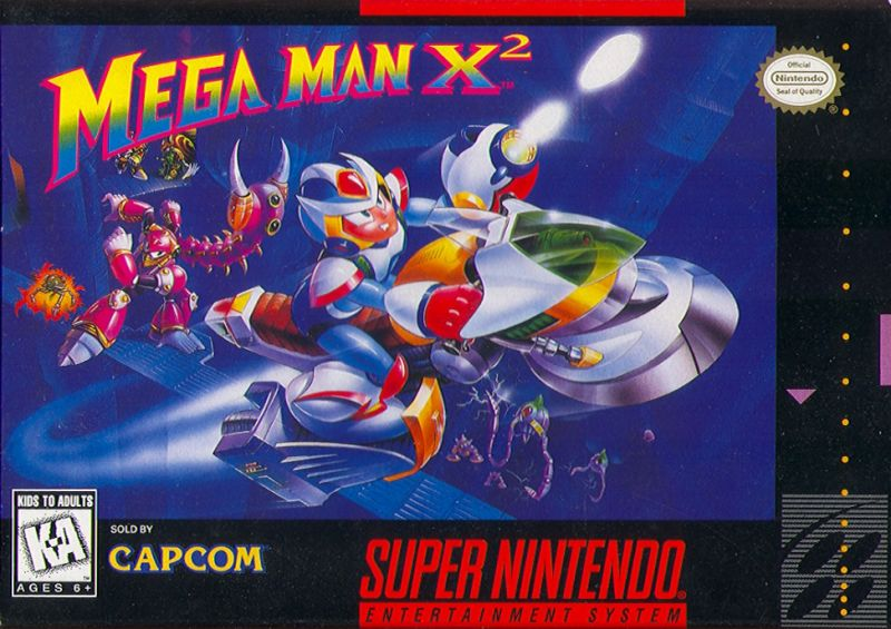 [Análise Retro Game] - Mega Man X2 - SNES 78700-mega-man-x2-snes-front-cover