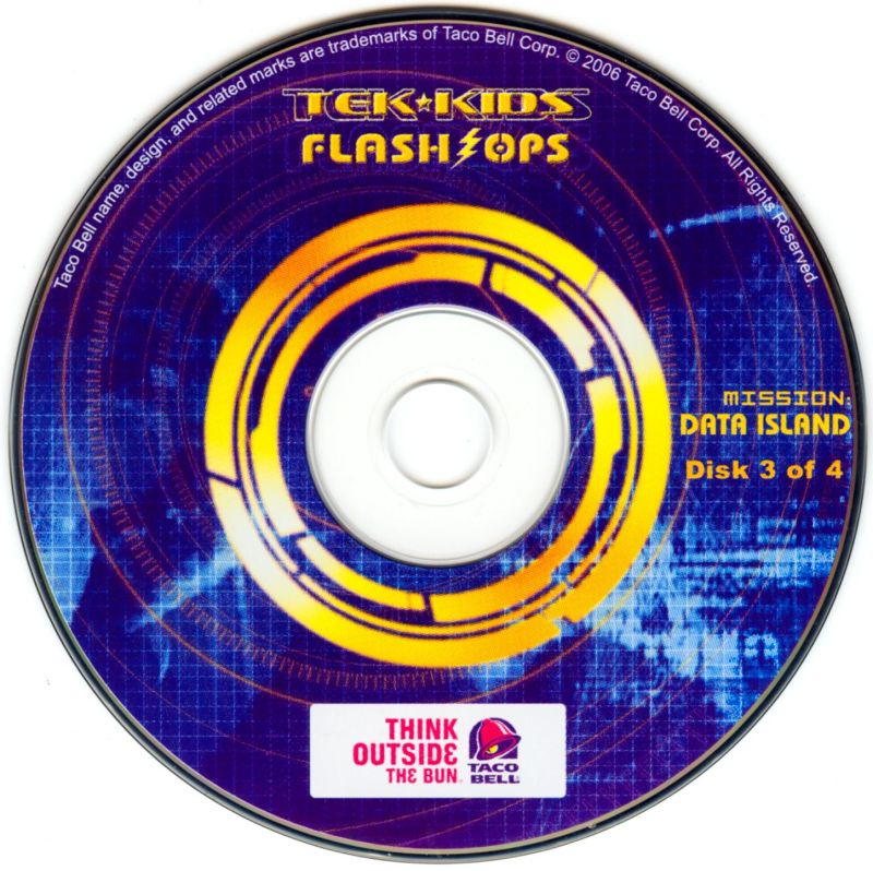 Tek-Kids Flash-Ops: Mission: Data Island Windows Media