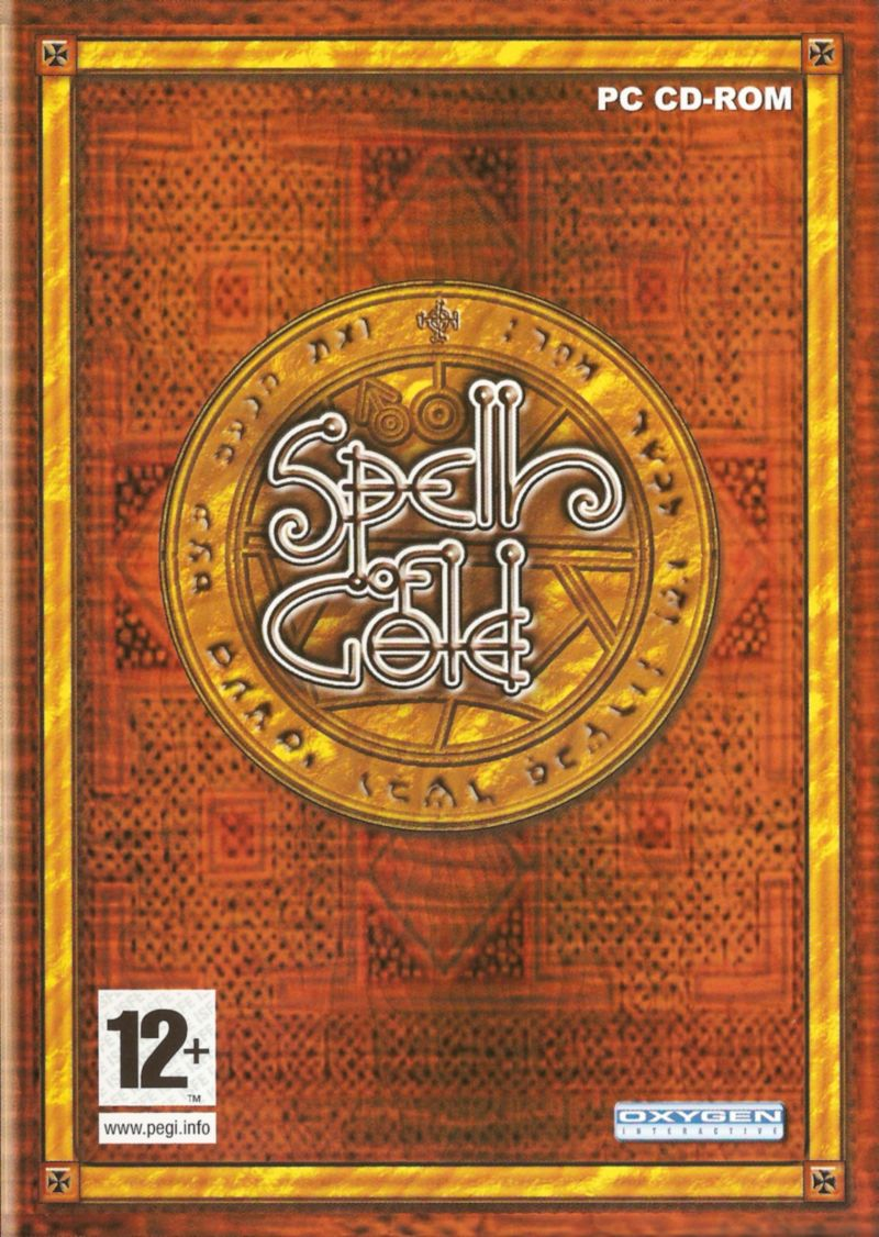 Spells of Gold Windows Front Cover