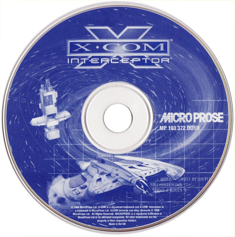 X-COM: Interceptor Windows Media