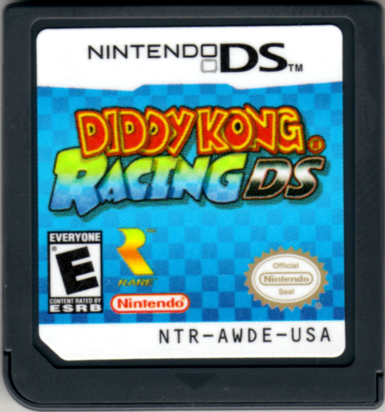 Diddy Kong Racing DS Nintendo DS Media