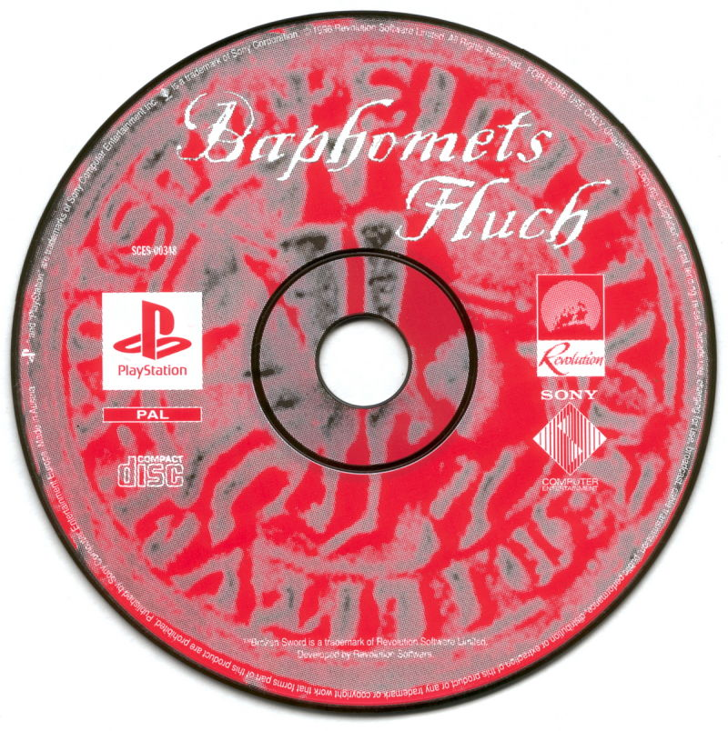 Circle of Blood PlayStation Media