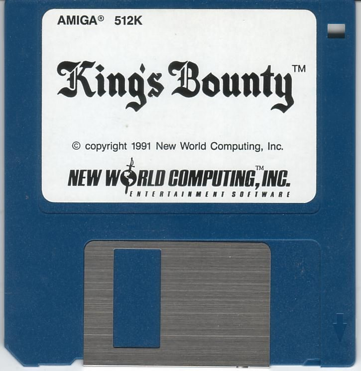 King's Bounty Amiga Media