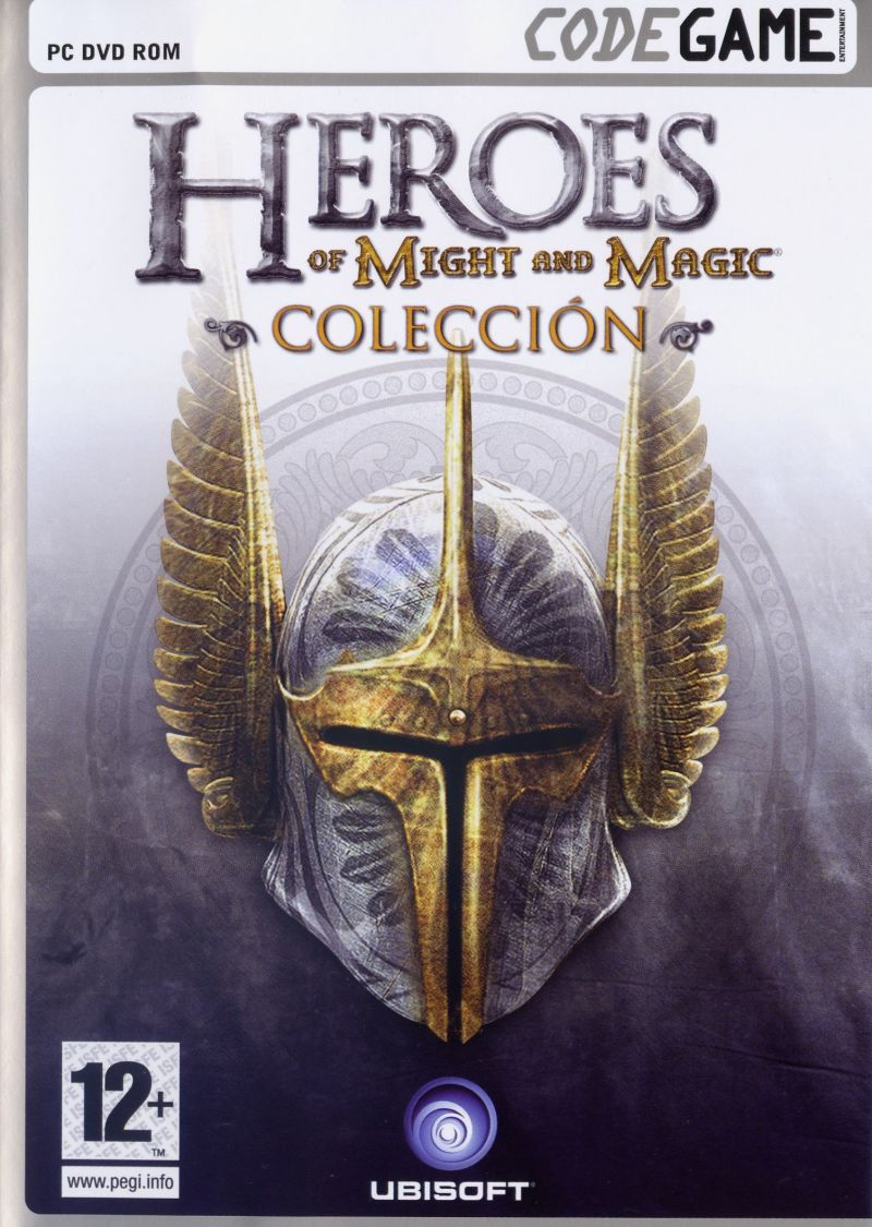 Heroes of Might and Magic: Colección Windows Front Cover