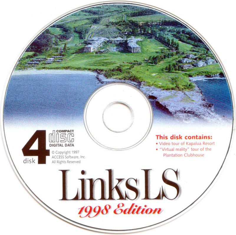Links LS 1998 Edition Windows Media 4