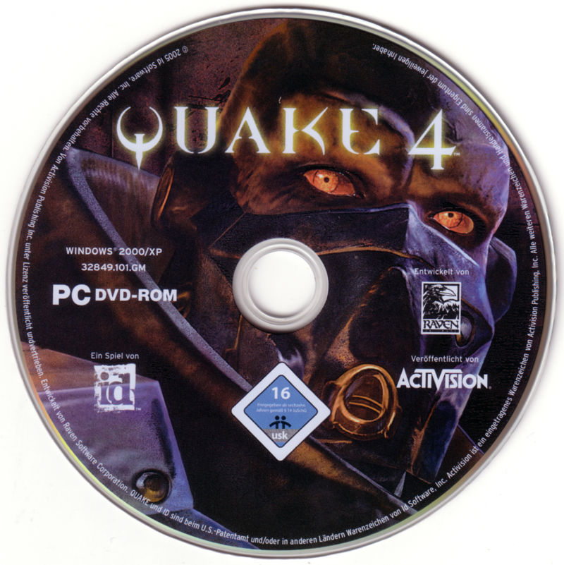 Quake 4 Windows Media