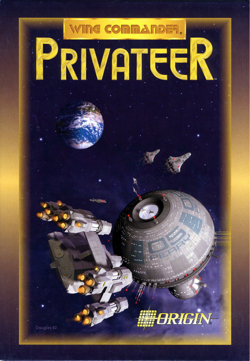 Wing Commander Privateer For Dos 1993 Mobygames