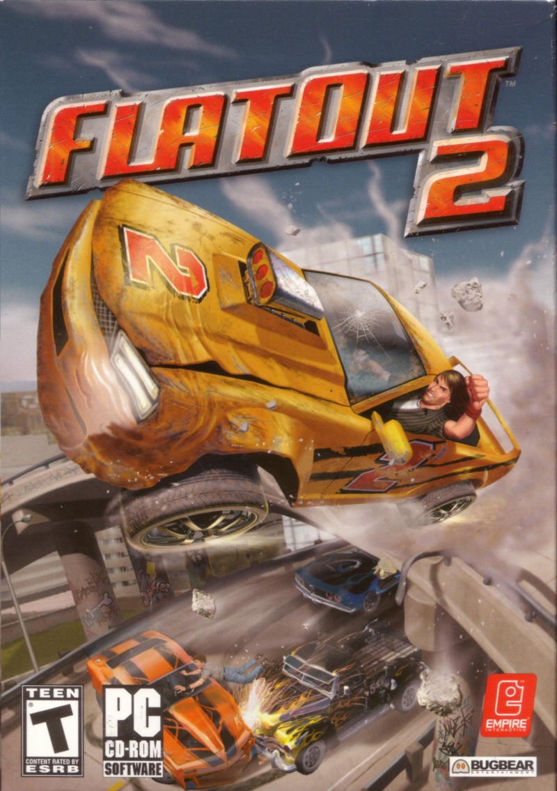 FlatOut 2 for Linux (2014) - MobyGames