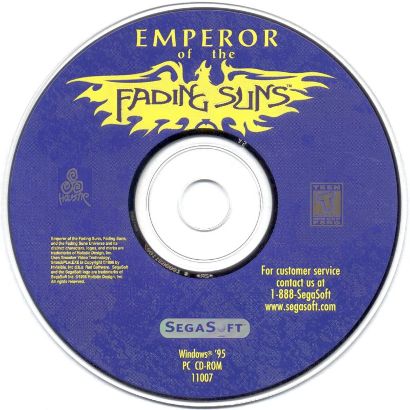 Emperor of the Fading Suns Windows Media