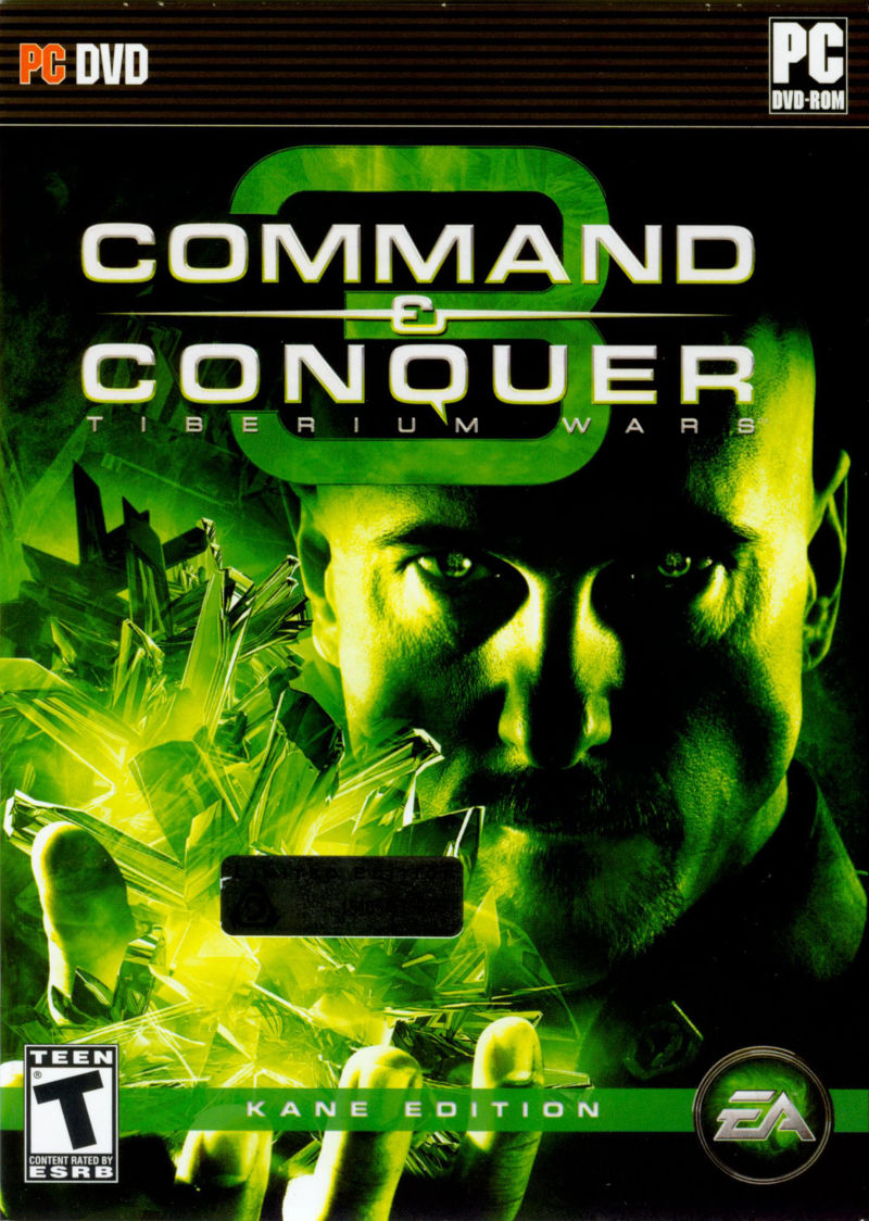 Command & Conquer 3: Tiberium Wars (Kane Edition)