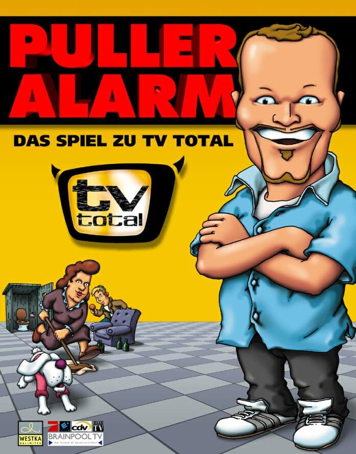 Pulleralarm Windows Front Cover