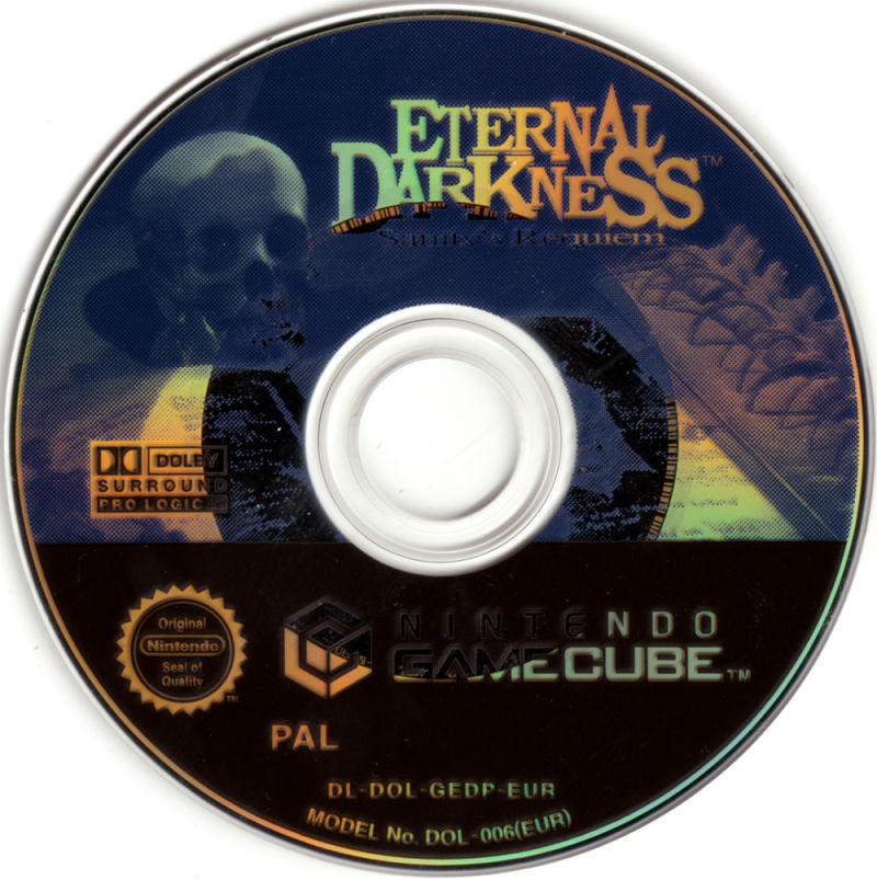 Eternal Darkness: Sanity's Requiem GameCube Media