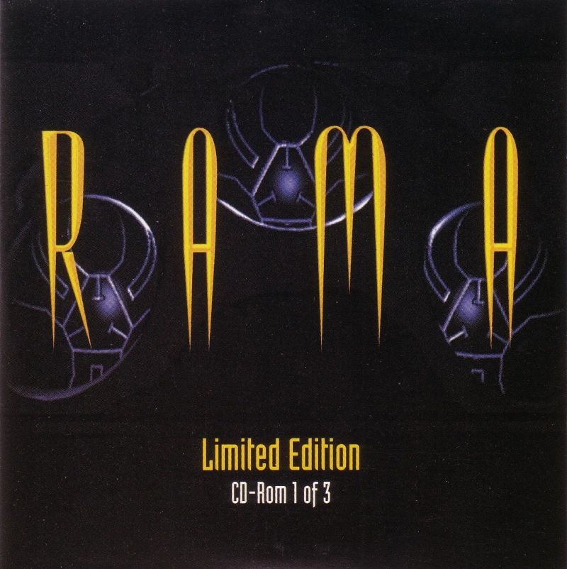 Rama DOS Other Cardboard Sleeve - Front