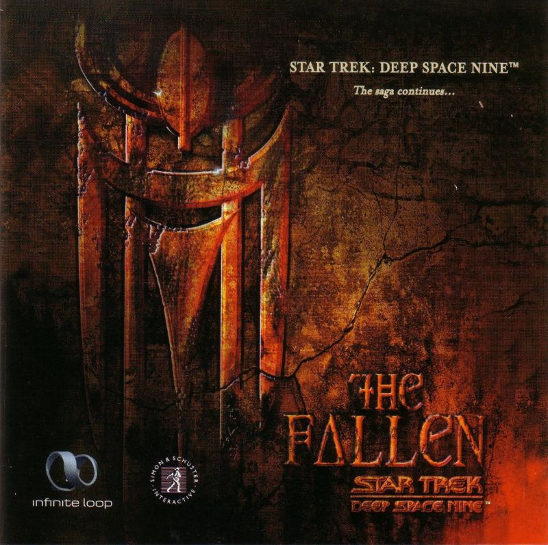 Star Trek: Deep Space Nine - The Fallen Windows Other Jewel Case - Front