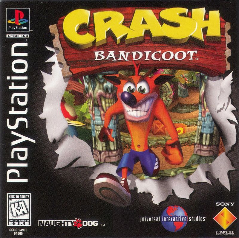 crash bandicoot 2011 android box cover art mobygames