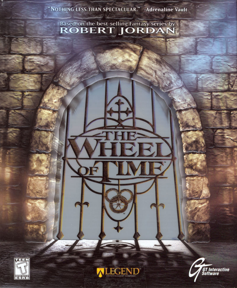 The Wheel of Time Windows Front Cover