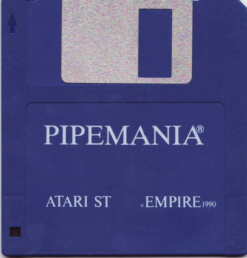 Pipe Dream Atari ST Media