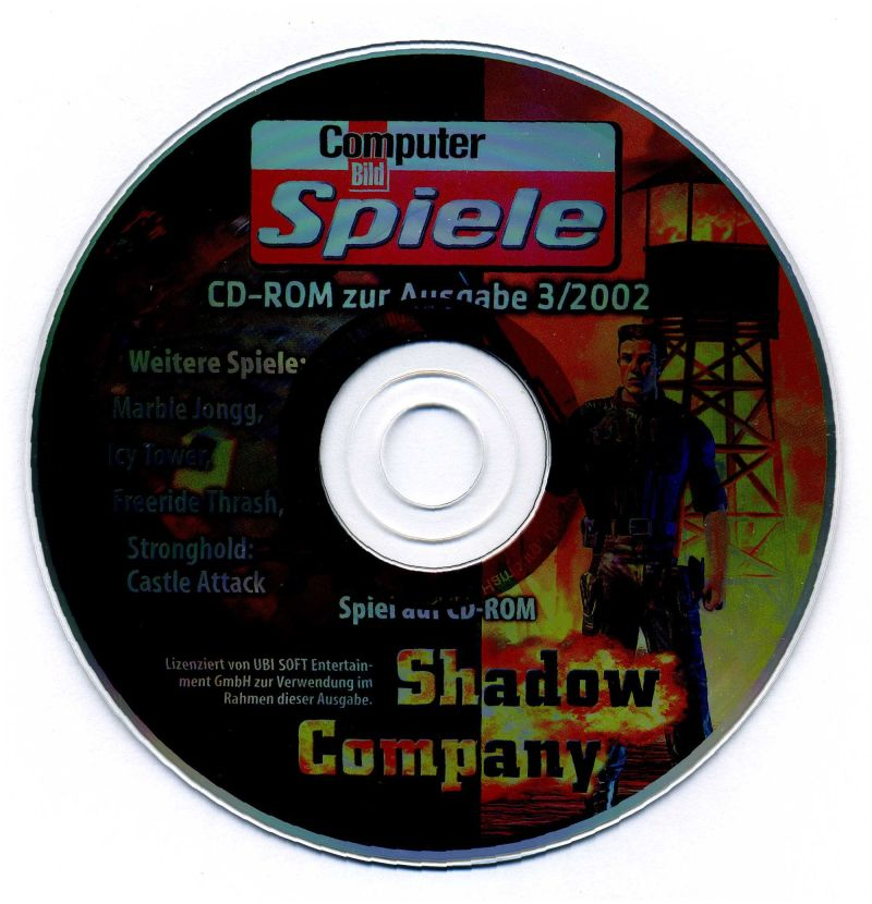 Shadow Company: Left for Dead Windows Media