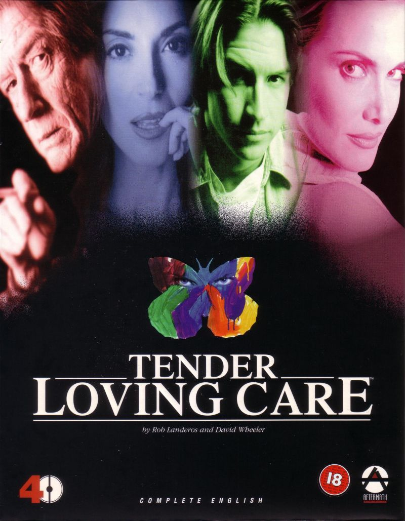 Tender Loving Care Windows Front Cover
