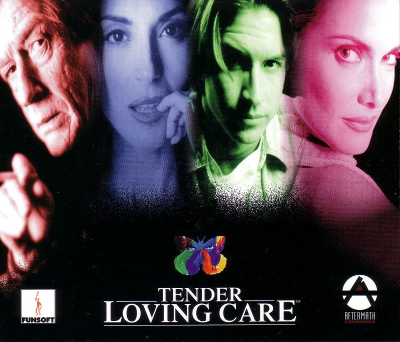 Tender Loving Care Windows Other Jewel Case - Front
