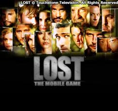Lost: The Game J2ME Front Cover