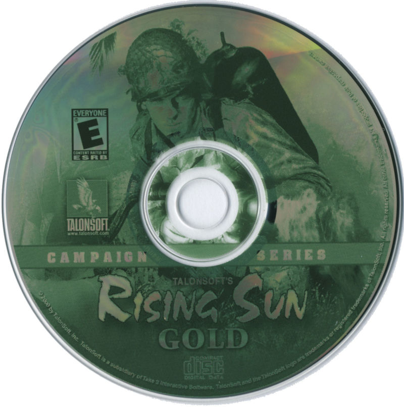Rising Sun Gold Windows Media